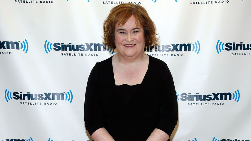 Sängerin Susan Boyle, November 2011