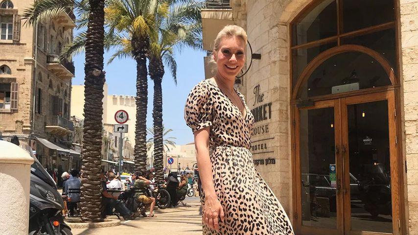 Susanne Klehn im Mai 2019 in Tel Aviv