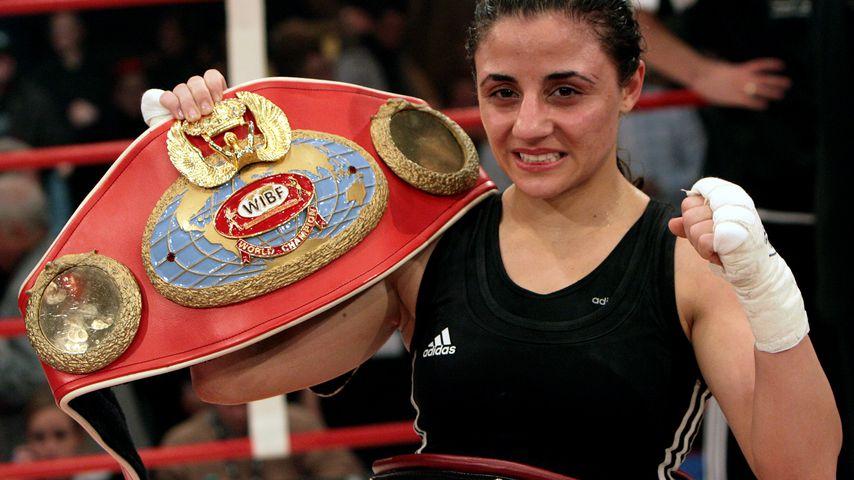 Susianna Kentikian, 2008