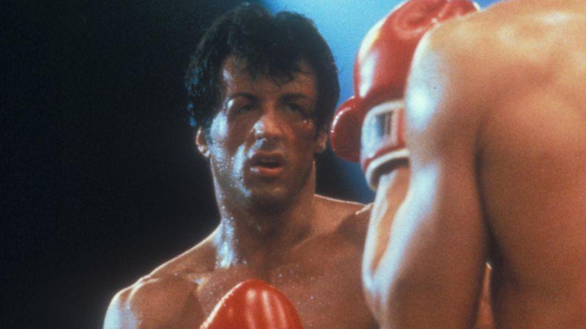 "Sylvester Stallone als Rocky Balboa in ""Rocky 4"""