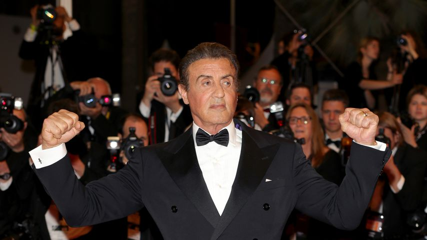 Sylvester Stallone auf dem Filmfestival in Cannes, Mai 2019