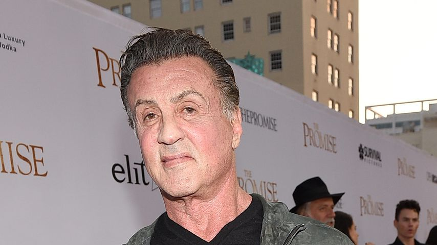 "Sylvester Stallone bei der ""The Promise""-Premiere"