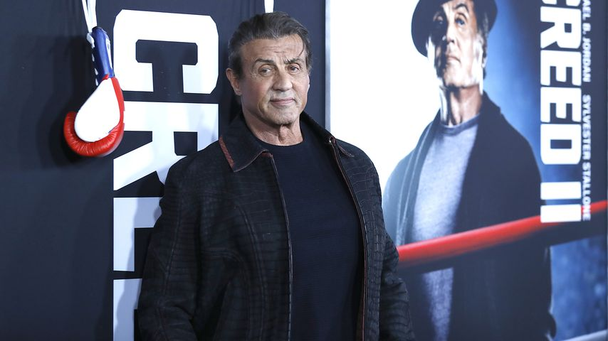 "Sylvester Stallone bei der ""Creed II""-Premiere in New York City"
