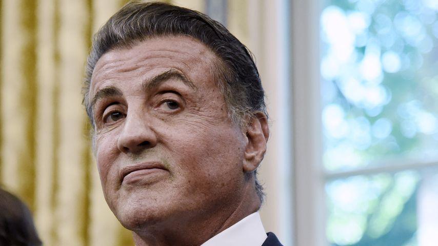 Missbrauch-Vorwurf: Ermittlungen gegen Sylvester Stallone!