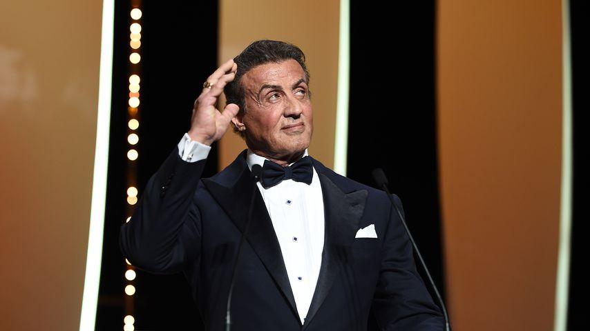 Sylvester Stallone beim Cannes Film Festival