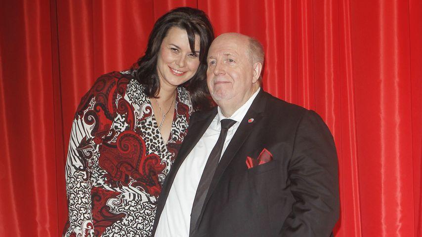 Sylvia und Reiner Calmund, 2014 in Berlin