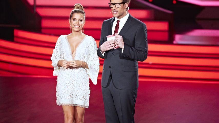 Outfit-Check: Wie findet ihr Sylvies Pannen-Kleid?