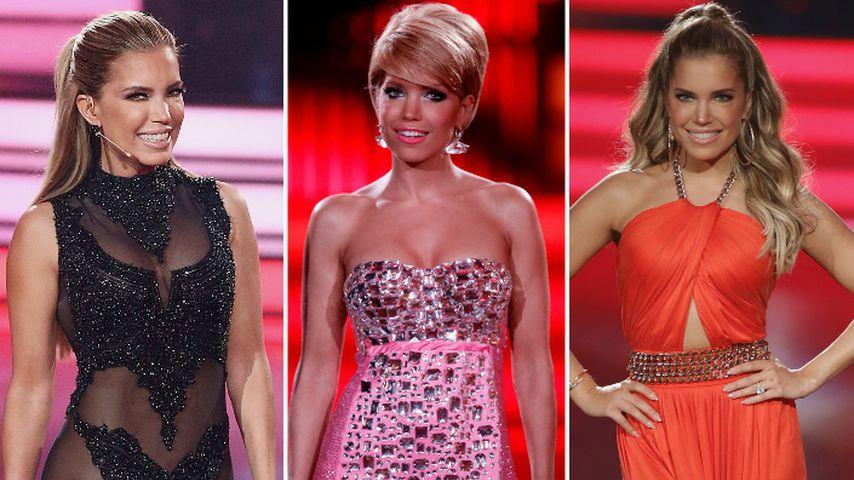 """7 Jahre """"Let's Dance"""": Das waren Sylvies schönste Looks"""