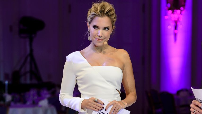 "Sylvie Meis bei der ""Holiday on Ice""-Gala im Hotel Atlantic Kempinski in Hamburg"