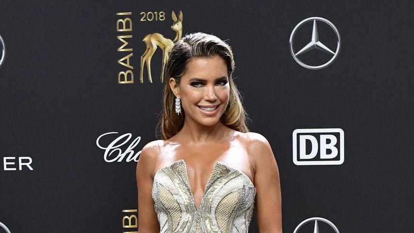 """Sylvie Meis auf der """"Bambi""""-Verleihung 2018"""