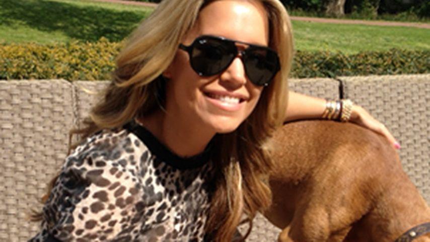 Topfit: Sylvie Meis' Patenhund ist wieder gesund!