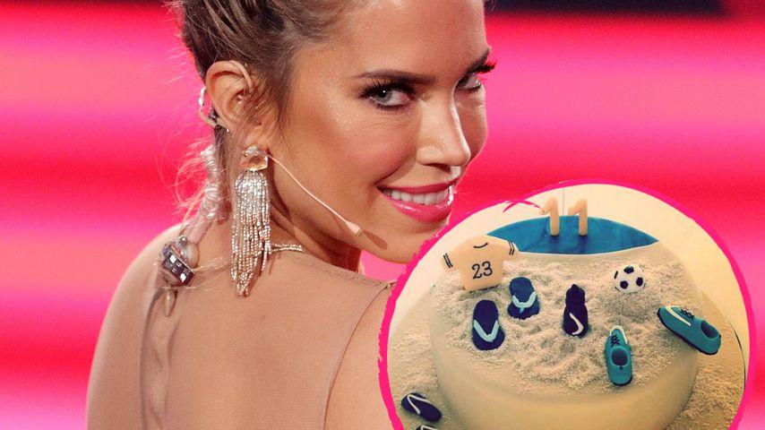 Torte für Damian: Sylvie Meis' versteckte Botschaft an Rafa