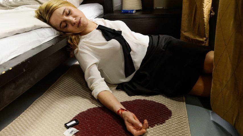 Schockbilder bei AWZ: Stirbt hier Sylvie den Serientod?