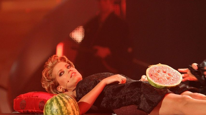 Das Supertalent: Sylvie hält den Bauch hin