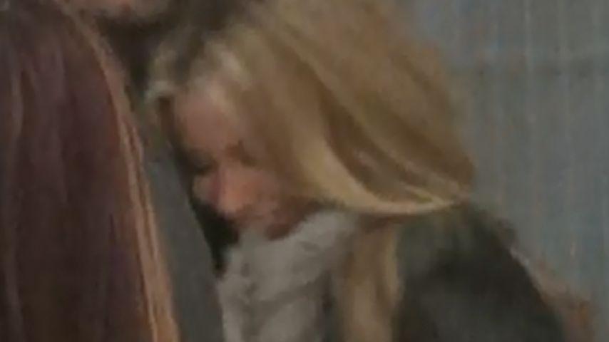 1. Bilder: Sylvie van der Vaart küsst ihren Neuen!