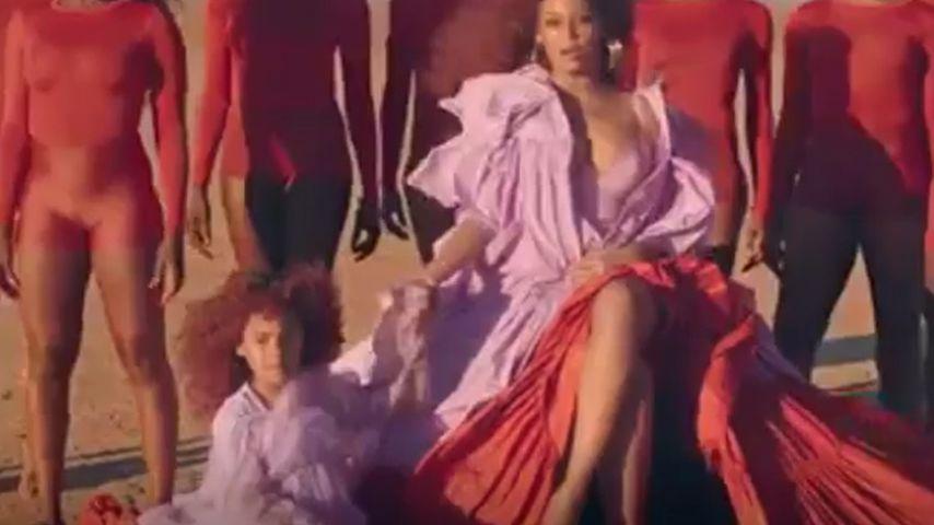 "Szene aus Beyoncés Musikvideo zu ""Spirit"""