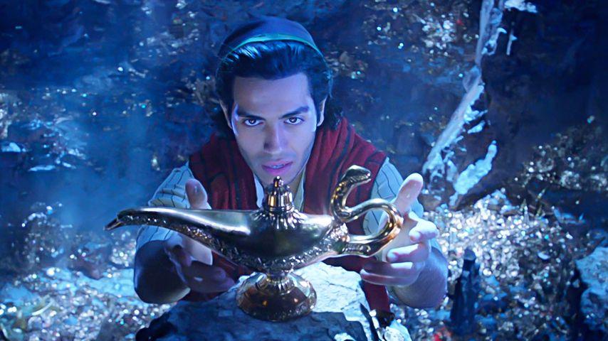 """Szene aus der Real-Verfilmung von """"Aladdin"""""""