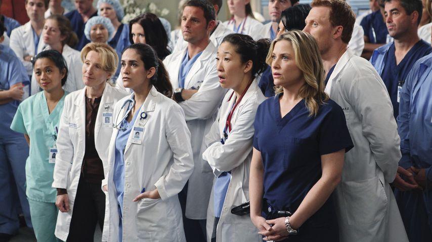 """""""Grey's Anatomy""""-Fans schockiert: Mega-Cliffhanger im Finale"""