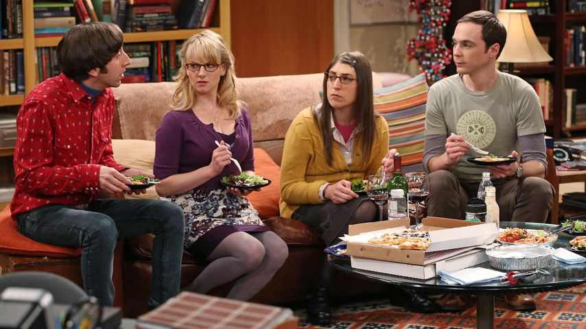 "Klage vor Gericht: Diskriminierung am ""Big Bang Theory""-Set?"