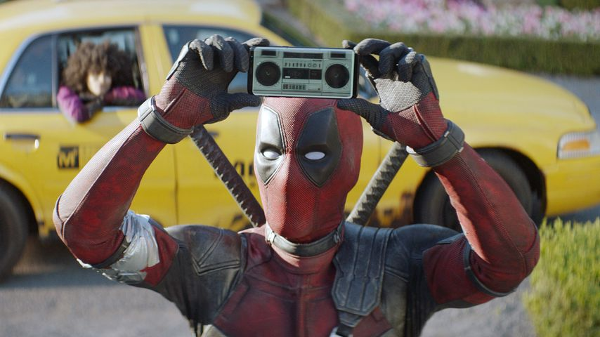 """Szenenbild aus """"Deadpool 2"""""""
