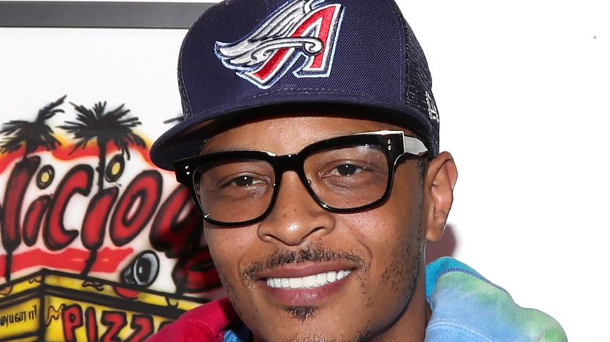 Stieftochter schwanger: Rapper T.I. wird zum ersten Mal Opa