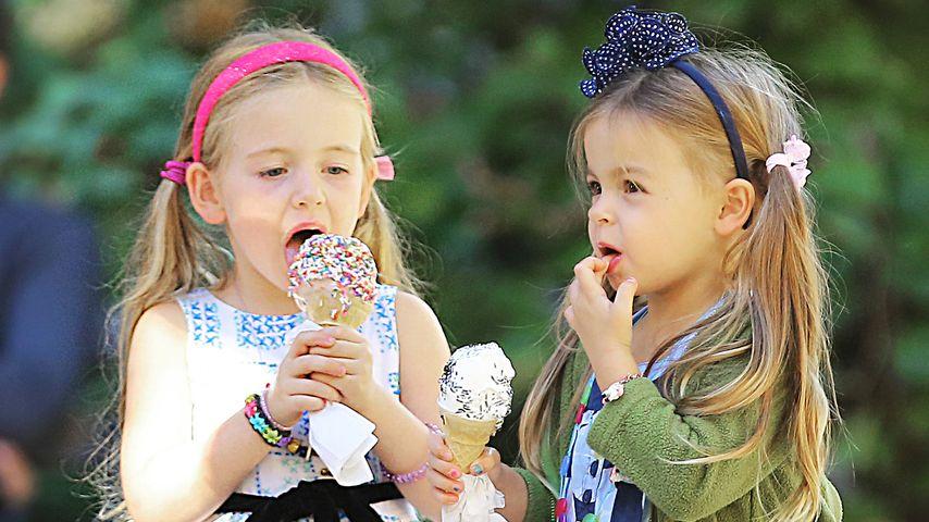 Sarah Jessica Parkers Zwillinge: Zum Anbeißen süß!