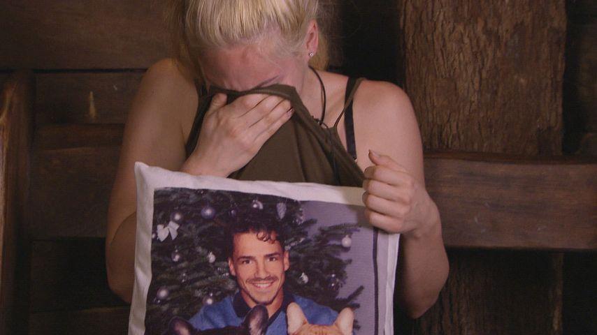 Angelina Heger fertig: Tränen im Dschungelcamp