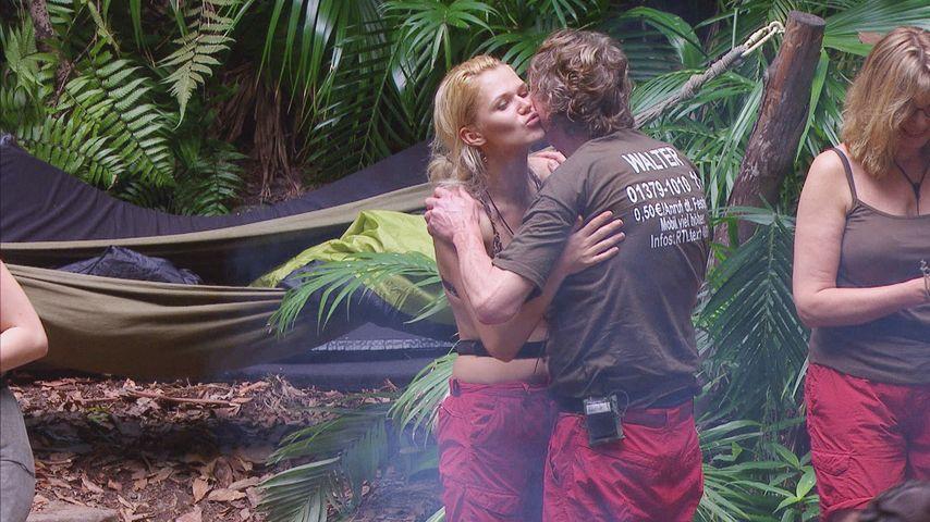 Sara Kulka: Wilde Auto-Sause mit Dschungel-Walter