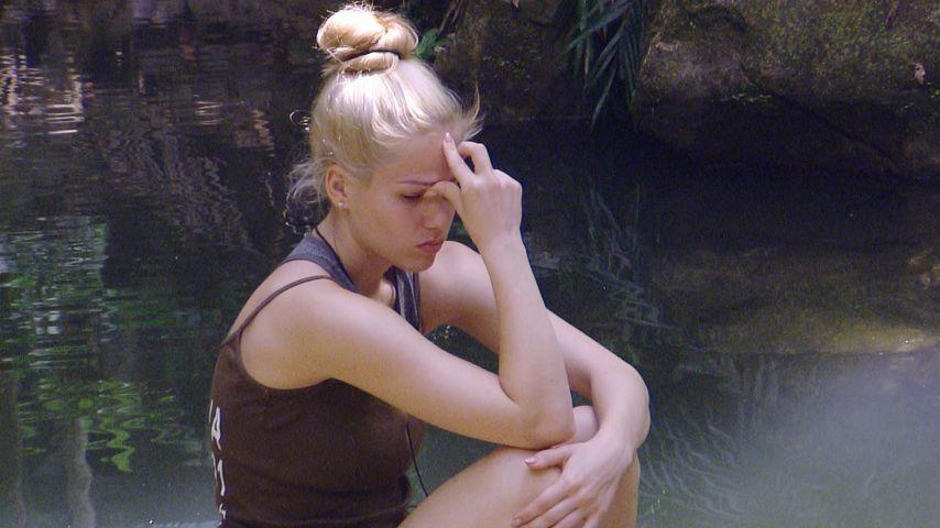 Es ist raus: Angelina Heger hat das Camp verlassen
