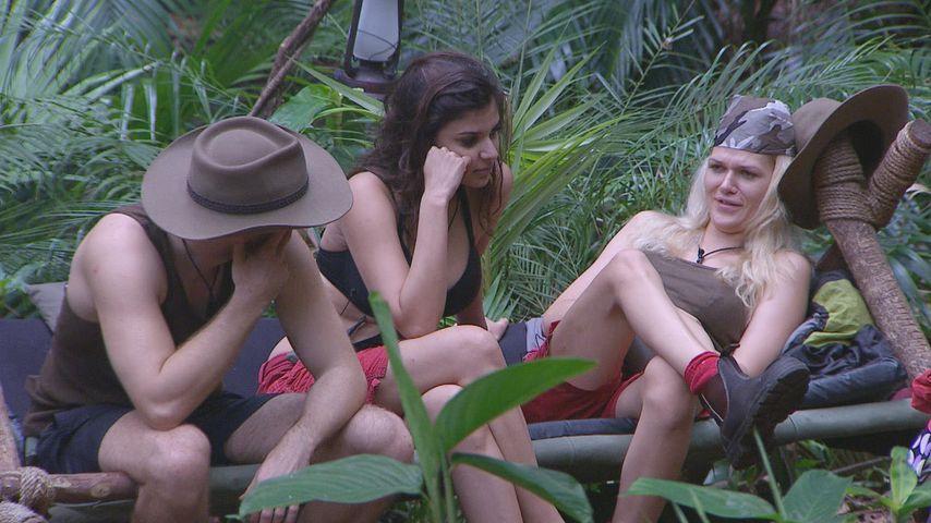 Die Nächste: Jetzt weint auch Tanja im Dschungel