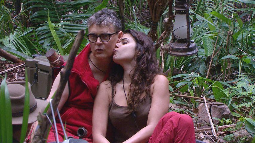 Tanja Tischewitsch und Rolf Scheider