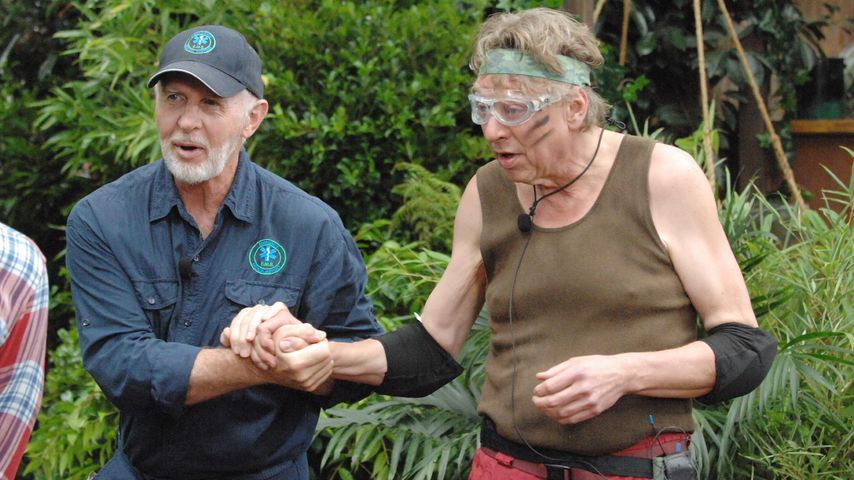 Walter Freiwald und Dr. Bob