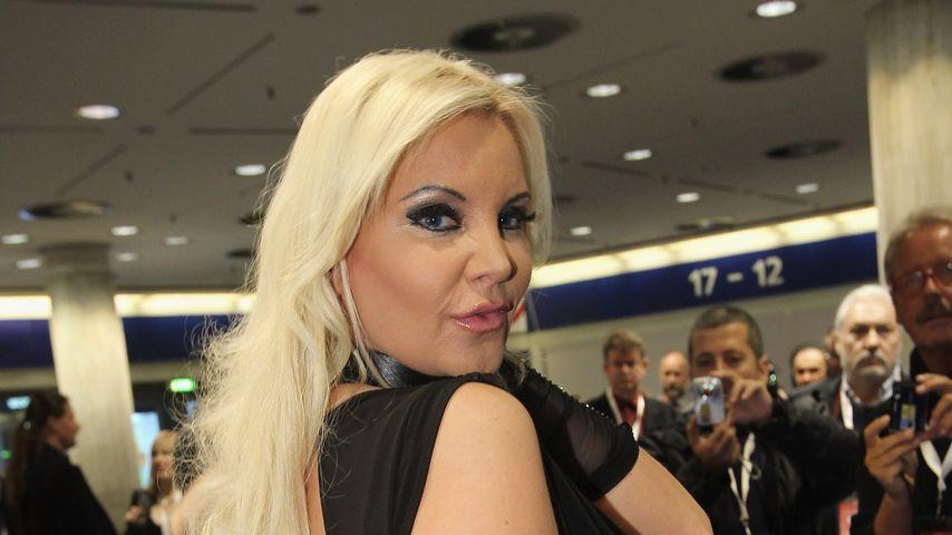Tatjana Gsell bei der Erotik-Messe Venus