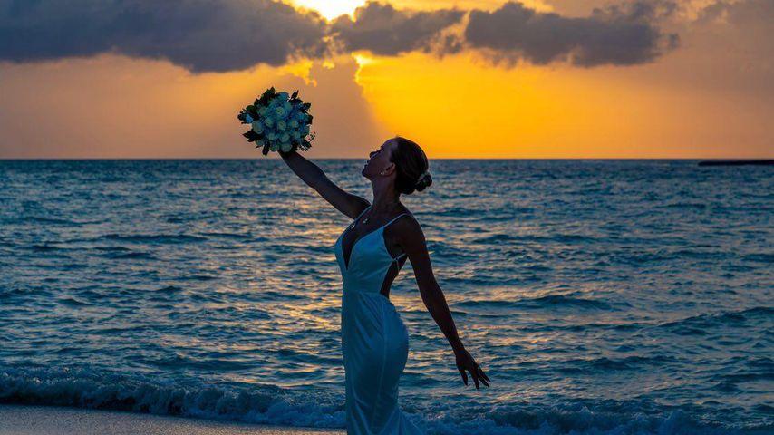 """""""Take Me Out""""-Star Silvana an ihrem Hochzeitstag"""
