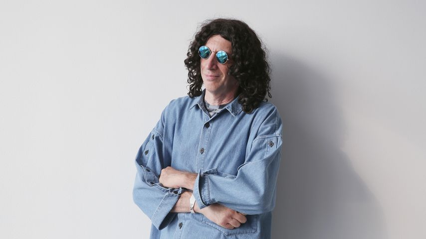 Talk-Legende Howard Stern