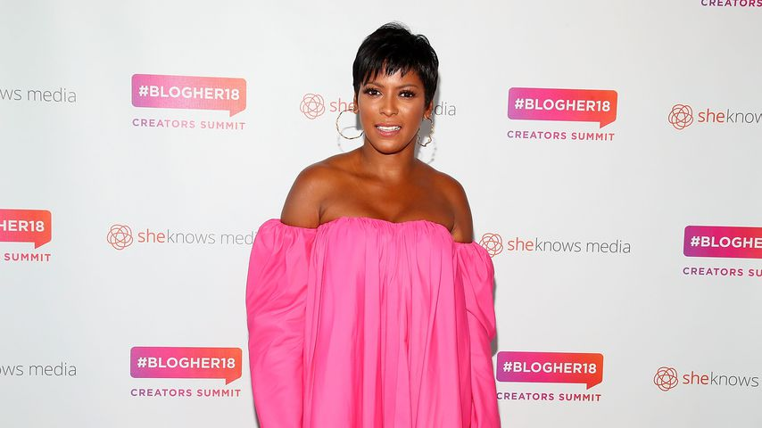 Tamron Hall in New York, 2018