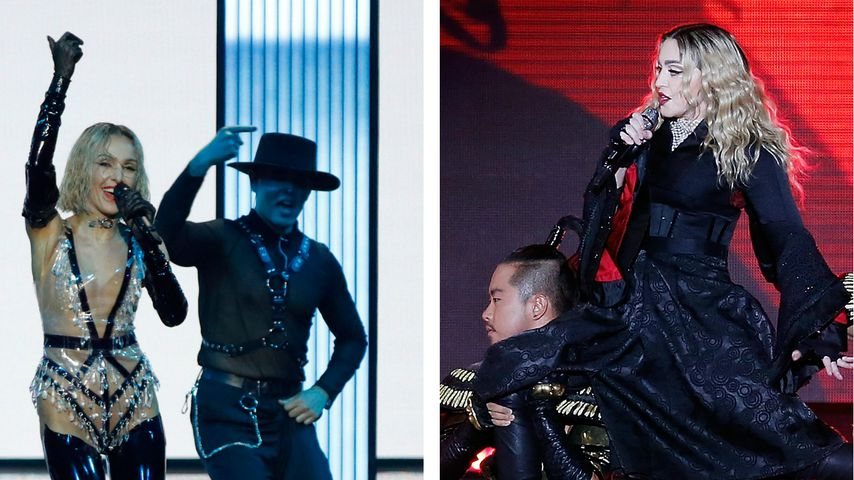 Wie Madonna: War das der heißeste ESC-Halbfinal-Auftritt?