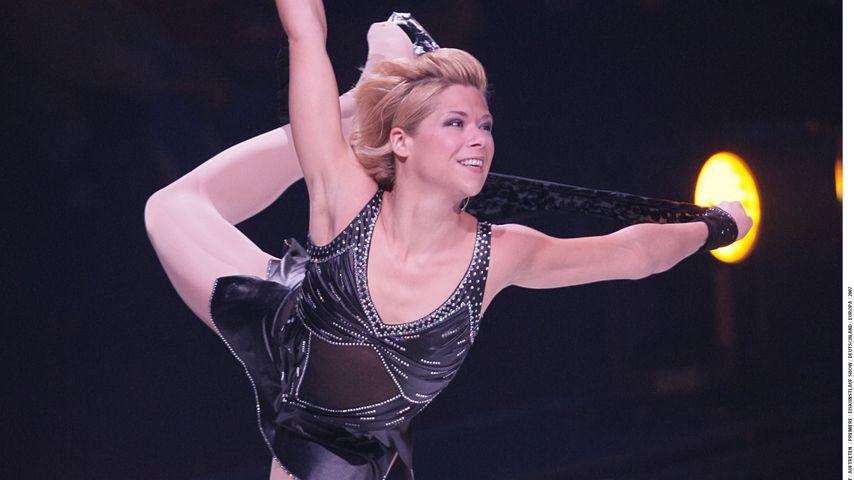 Tanja Szewczenko Krank