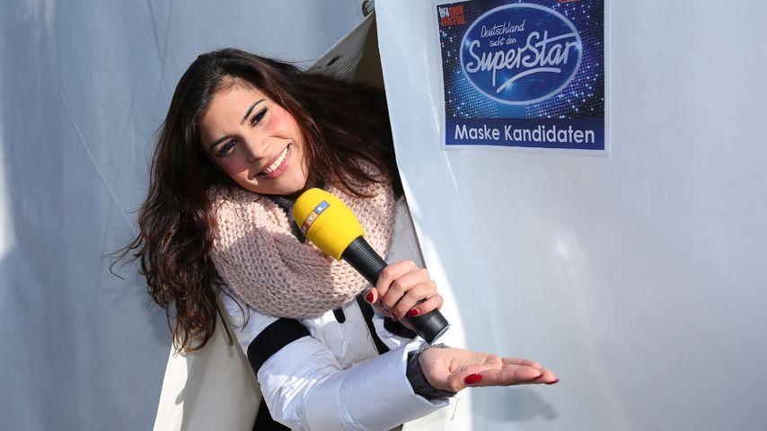 Neuer Job: Tanja Tischewitsch ist DSDS-Backstage-Reporterin