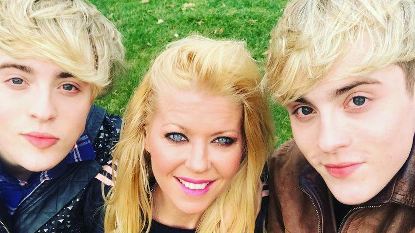Hilfe in Krisen-Zeit: Jedward-Twins unterstützen Tara Reid!