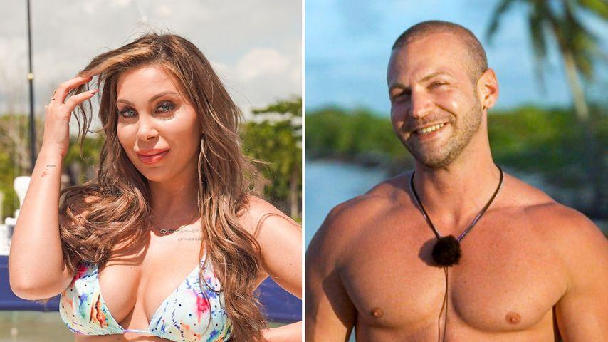 """""""Verletzend"""": """"Ex on the Beach""""-Tara über Chris' Lippendiss"""