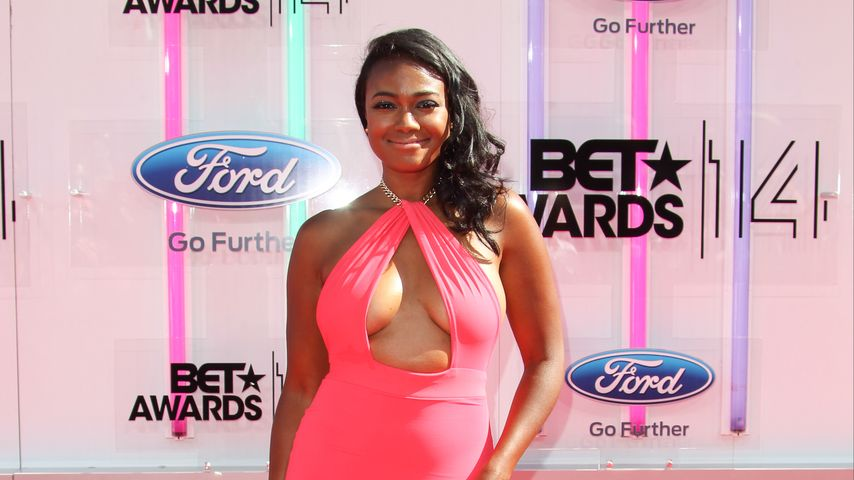 Tatyana Ali bei den BET Awards 2014 in Los Angeles