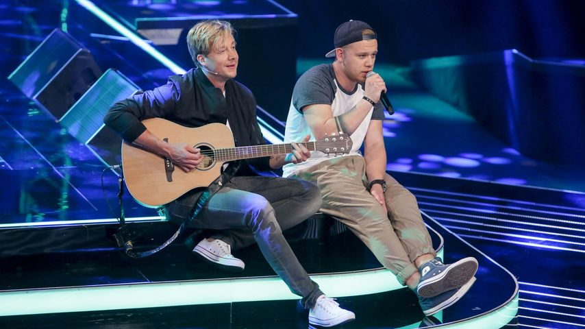 """The Voice of Germany"": Knallharter Kampf um ein Talent!"