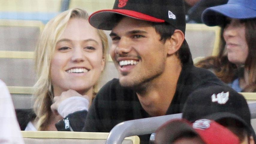 Taylor Lautner: Was geht da mit Maika Monroe?