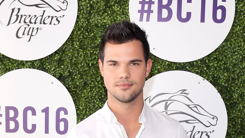 Taylor Lautner bei den Breeders' Cup World Championships 2016