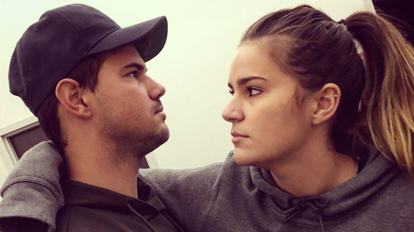 Taylor Lautner: Witziger Online-Prank mit seiner Schwester!
