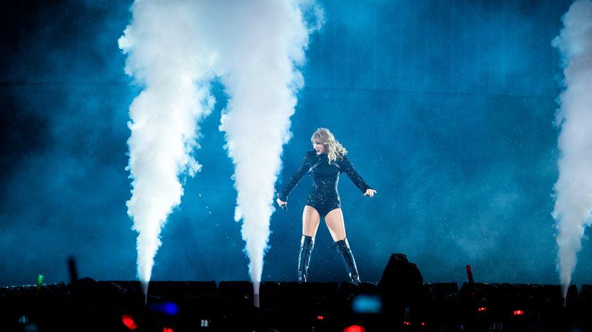 Musikerin Taylor Swift während eines Auftritts in Sydney, 2018