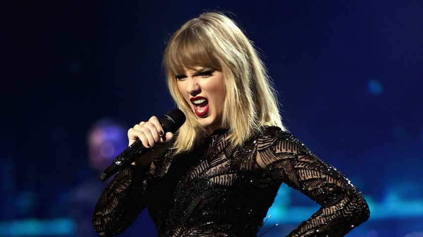 Taylor Swift beim DIRECTV NOW Super Saturday Night Concert 2017