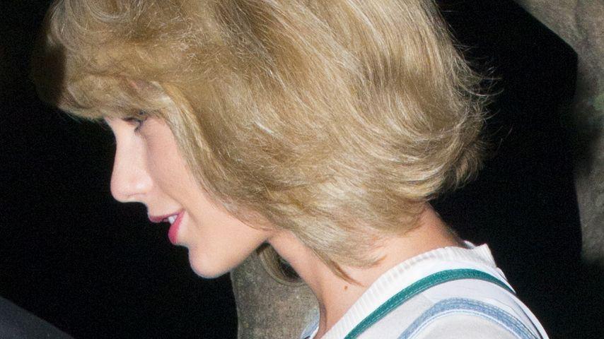 Negativ-Schlagzeilen? Taylor Swift grinst sich durch!