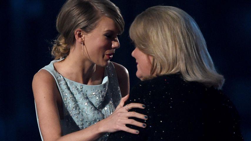 Nach Krebs-Schock: Mama Swifts bewegende Laudatio für Taylor